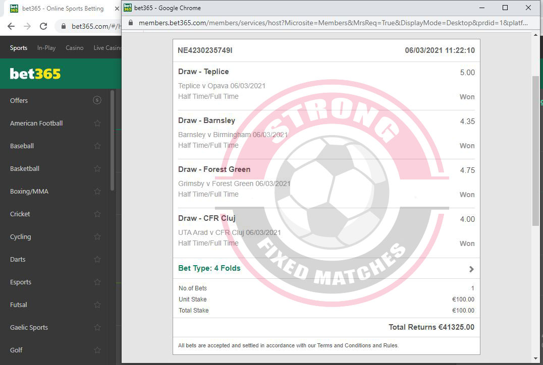 make profit soccer betting