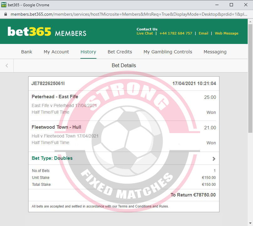 soccer maxbet fixed match