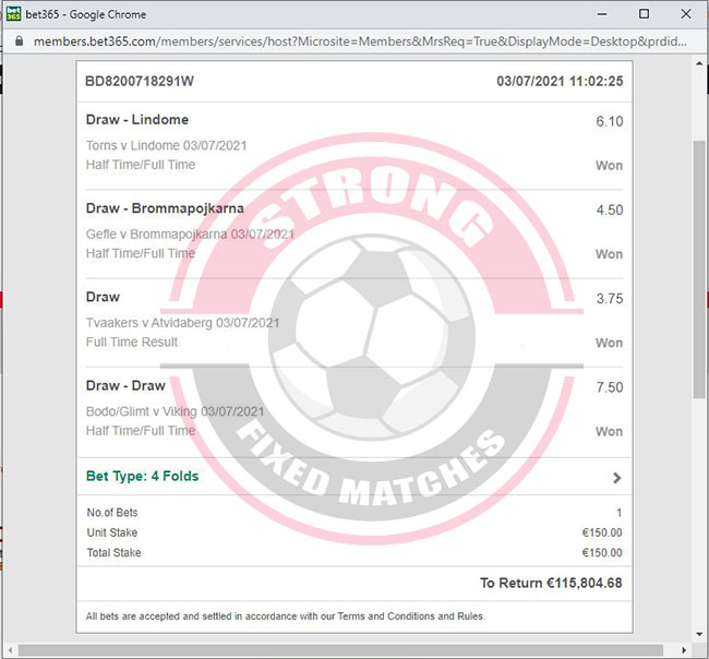 Sure Odds Betting Tips